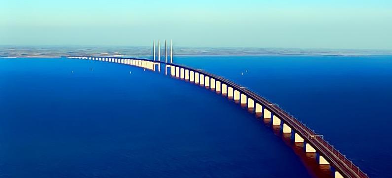 A Bridge in theSea